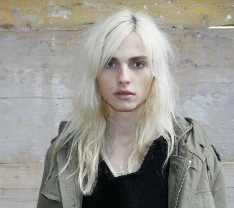 Andrej Pejic Young