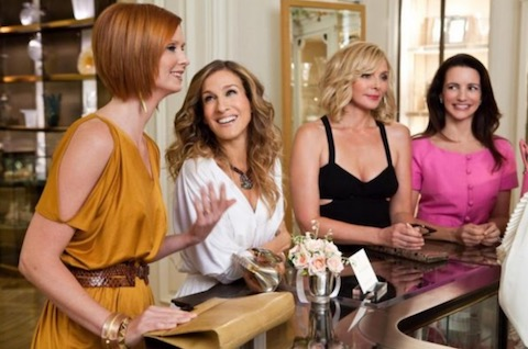 Okay, let's clarify this whole Sarah Jessica Parker –Kim Cattrall feud-  it's about MONEY. Jason Lewis played Samantha's boyfriend on the series and  he ...
