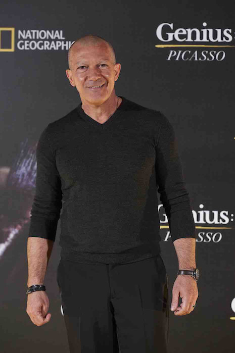 Of course, Antonio Banderas' makeunder was for a good reason – he's  starring as Pablo Picasso in National Geographic's new Genius series and  Pablo was no ...