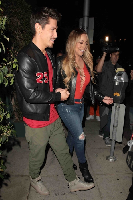 NOW we know why Mariah Carey suddenly confessed to being bi-polar! She  usually likes to perpetuate her glamorous image, so telling the truth is a  novelty.
