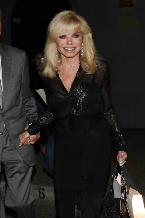 """Recently Burt Reynolds announced that Sally Field was """"the love of his  life"""" with no mention of his ex-wife Loni Anderson. Burt and Loni's divorce  in 1993 ..."""