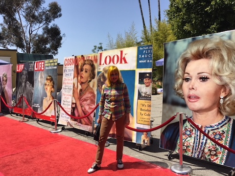 e34ac7ffc04 Zsa Zsa Gabor s house was the place to BE this week – it was loaded with  amusing people amused by the vast collection of Zsa Zsa s personal items to  be ...