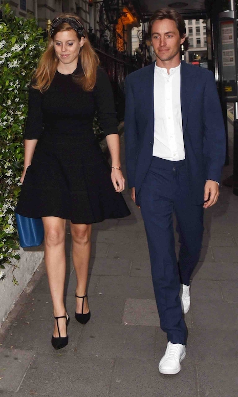 36eedbaff027c Princess Beatrice of York, 30, is the daughter of Prince Andrew, the Duke  of York and Sarah, the Duchess of York, so she doesn't have to worry about  having ...