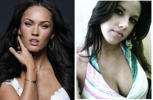megan fox thumb disorder. Megan Fox#39;s slightly deformed