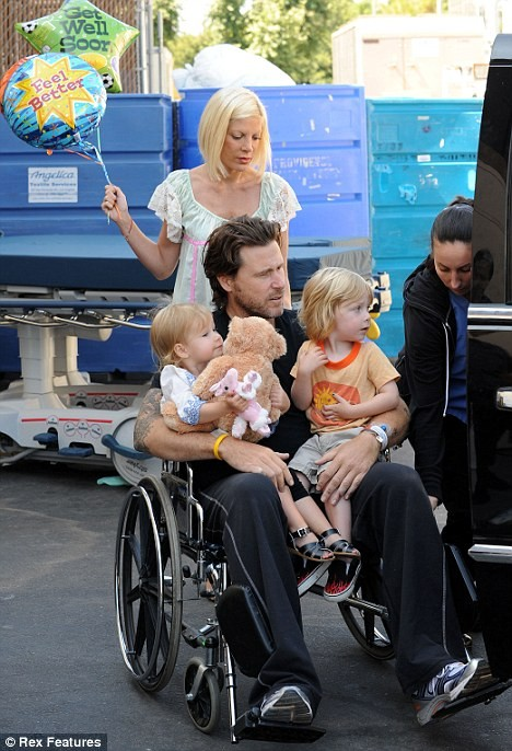 dean mcdermott bio. husband Dean McDermott#39;s