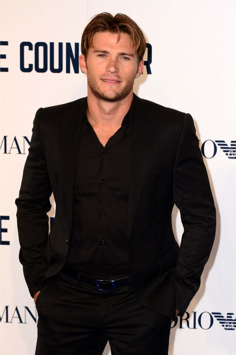 the gallery for gt scott eastwood height